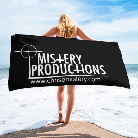 Mistery Productions Black Towel