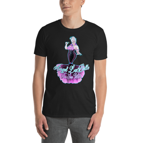 Angel LaBelle Sea Witch Black T-Shirt