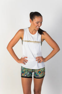 Harmony Inspired - #STOPTHEVIOLENCE Tank Top