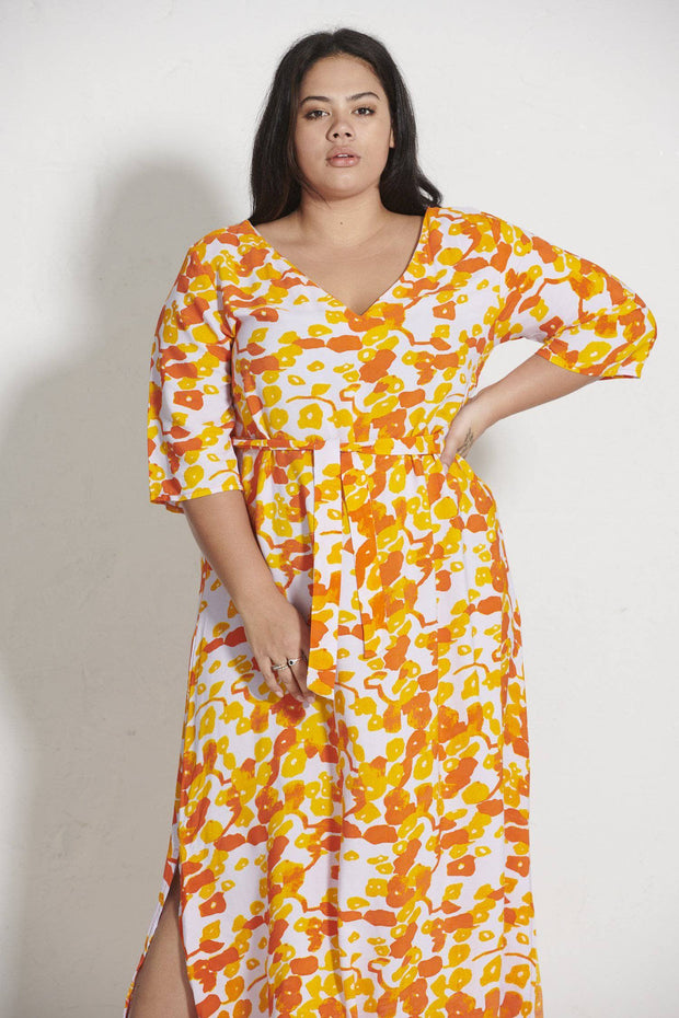 Marigold Lauren Dress