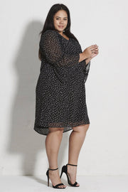 Tabitha Spot Dress
