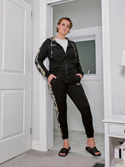 Sassy Tracksuit - Jacket and Pant Separates - Rococo