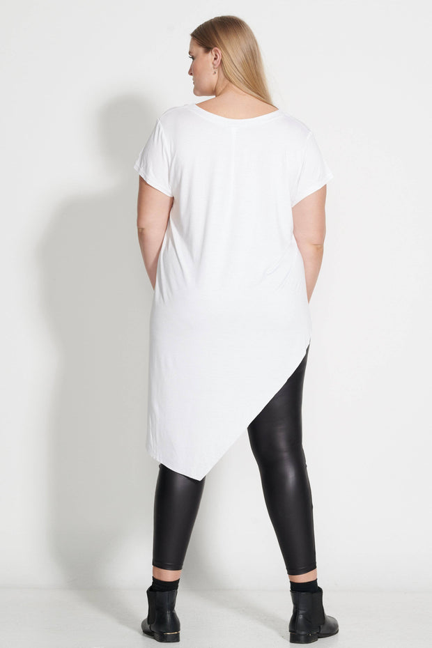 ESCAPE TUNIC- White