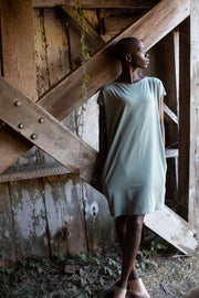 The Saige Tee Dress