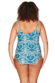 Arabesque Delacroix Tankini Top