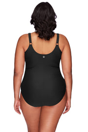 Black Hues Delacroix One Piece