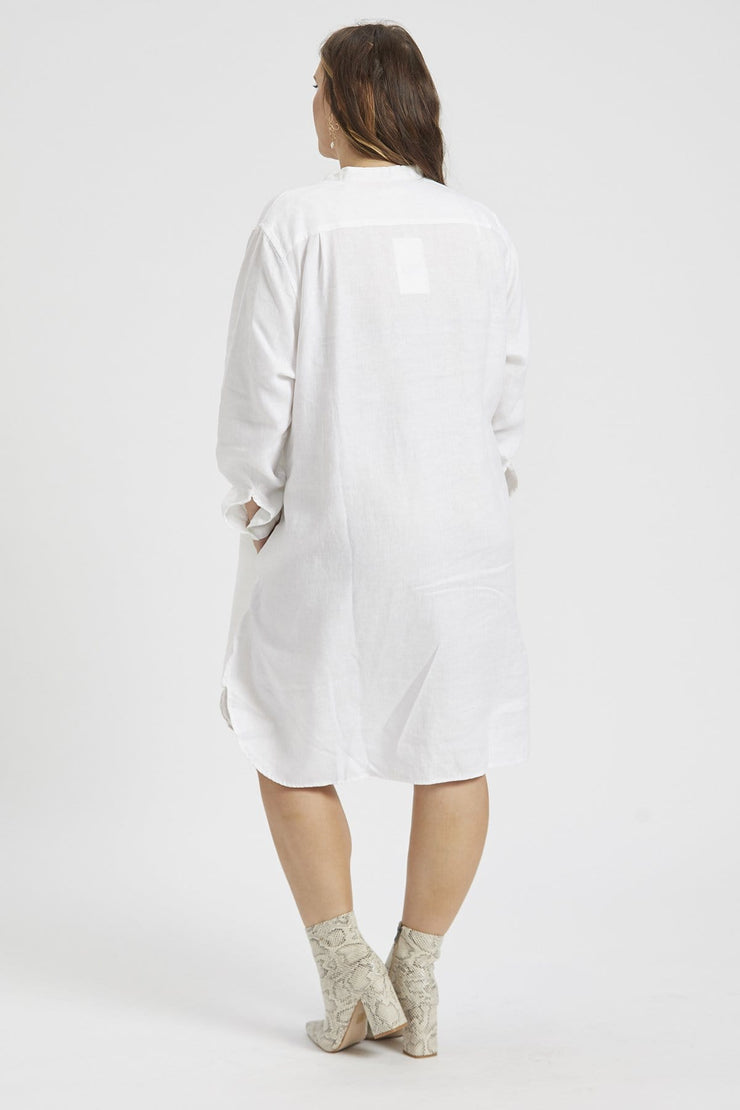 Jane Dress White