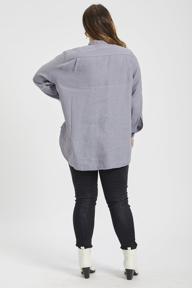 Grace Tunic Quicksilver