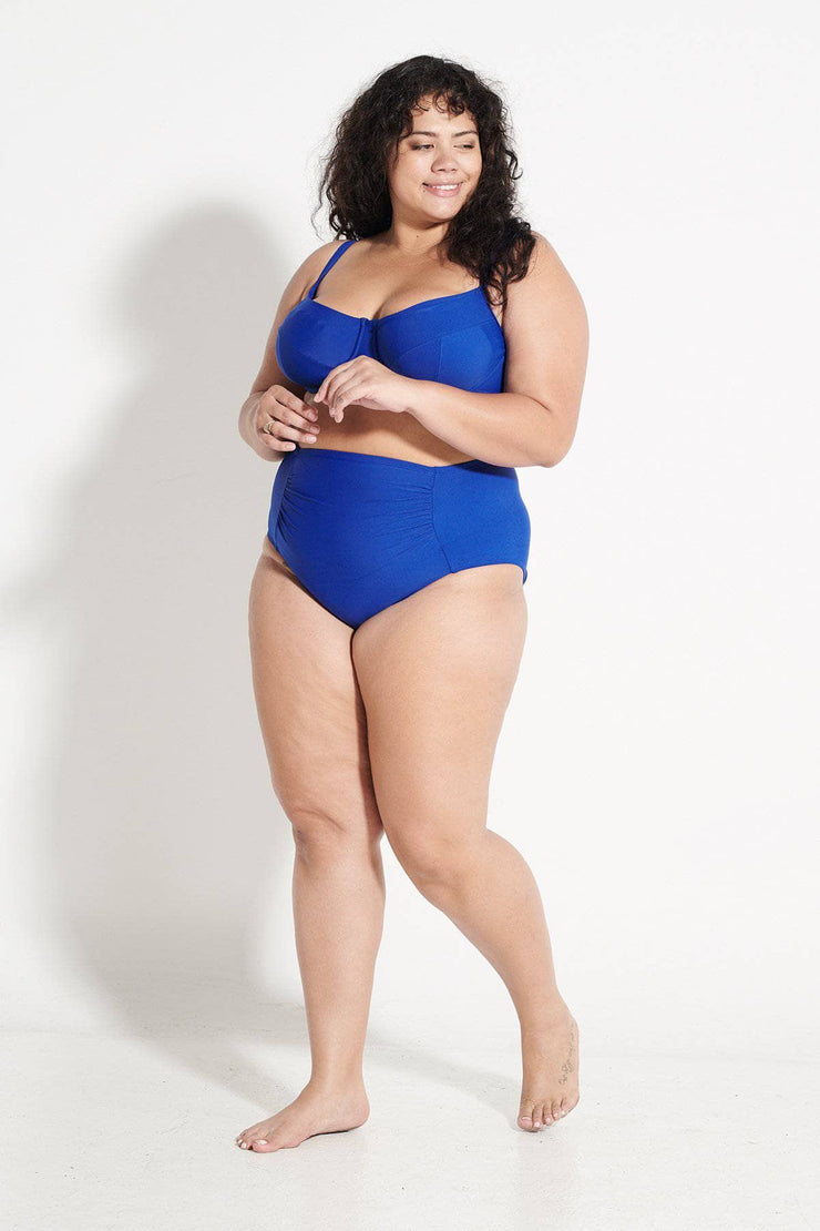 Royal Blue Full Cup