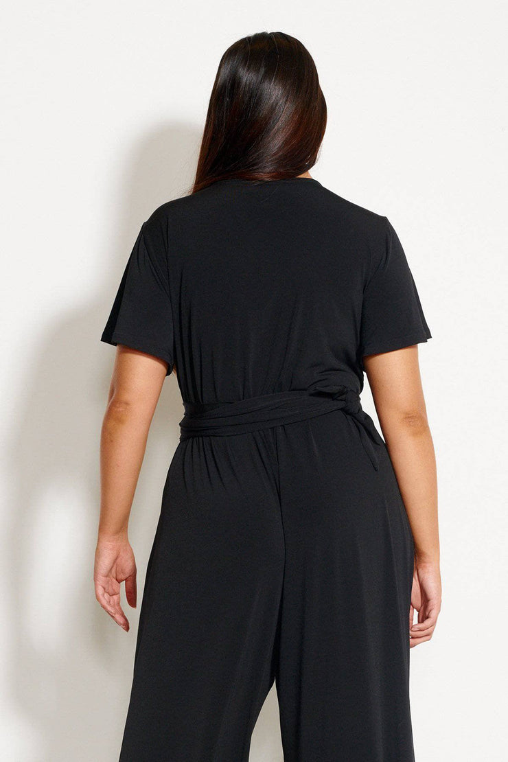 Cleo Black Jumpsuit