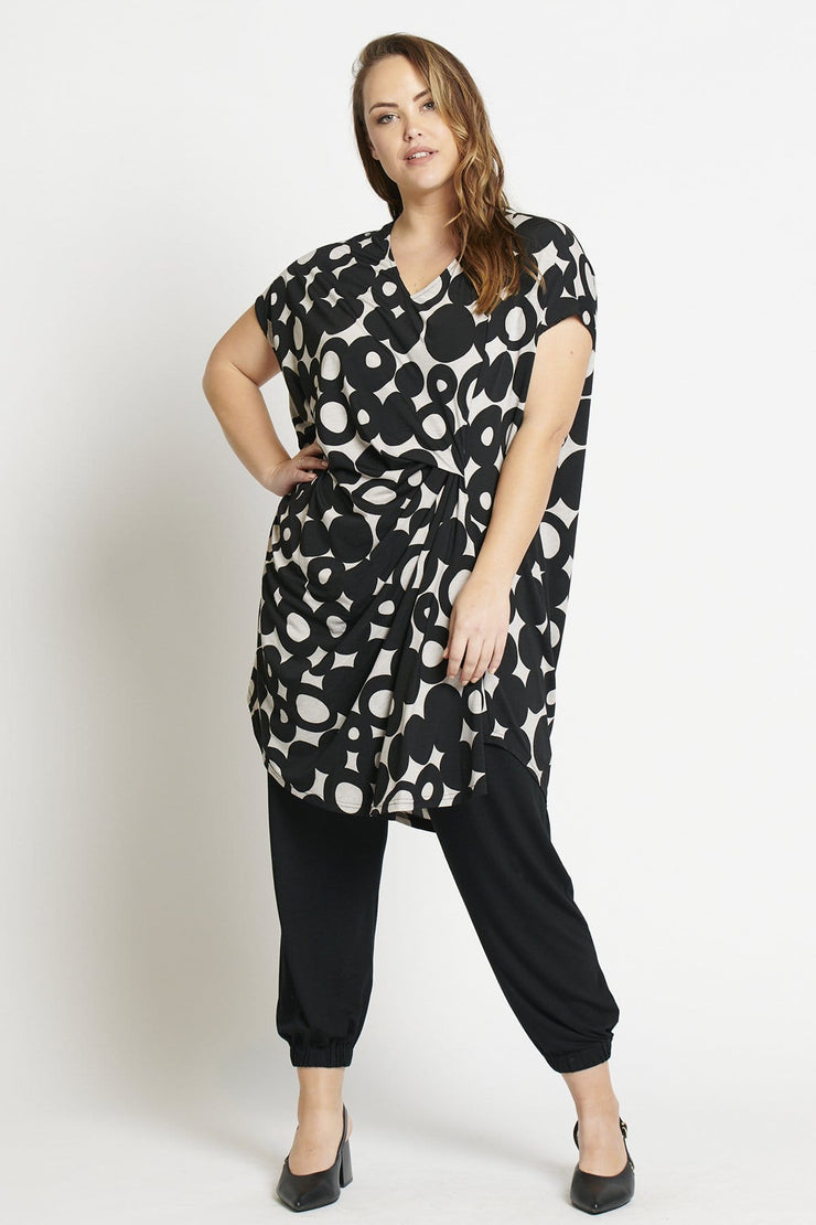 Nara Tunic/Dress- Printed