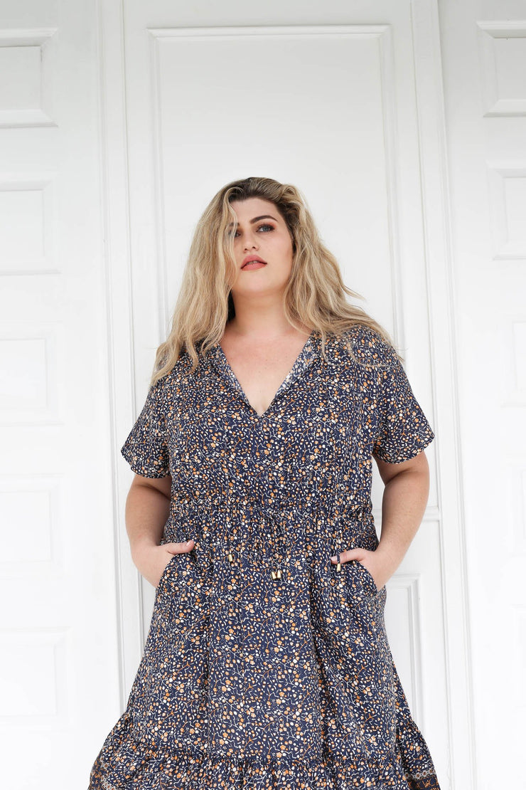 Delilah Dress // Paper Daisy