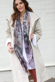 FLOW Wool Scarf