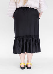 Frill Skirt | Black