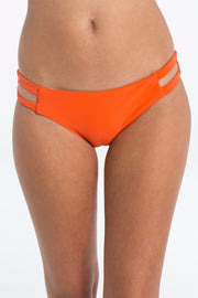 Coral Cut Out Brief
