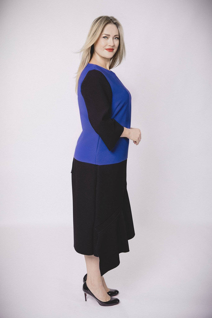 The Mandy Top Blue