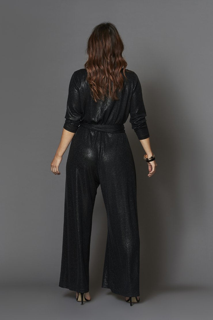 Helena Jumpsuit Black