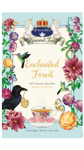 Enchanted Forest (Green Tea Blend)