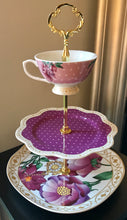 Ava's Magic Garden 3 TIER HI TEA SERVER