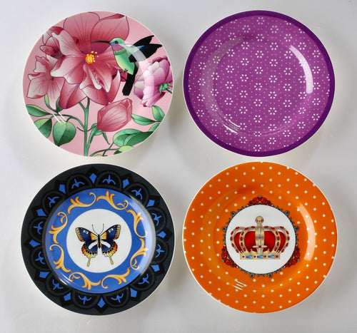 Ava's Magic Garden PLATE SET