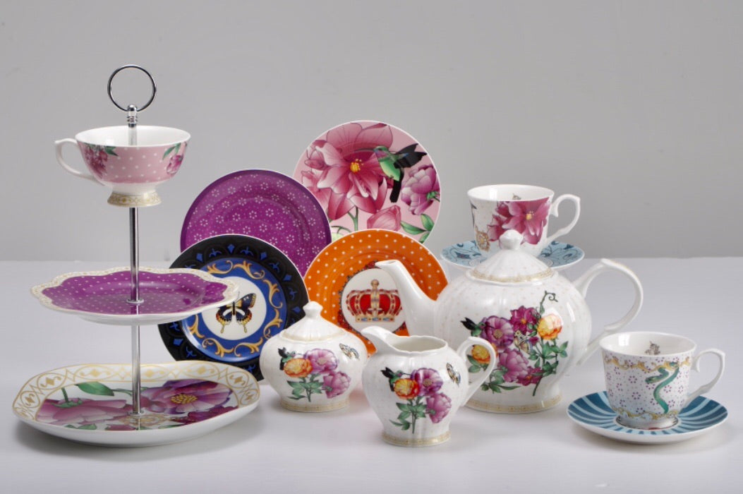 Ava's Magic Garden FULL TEA SET PROMO