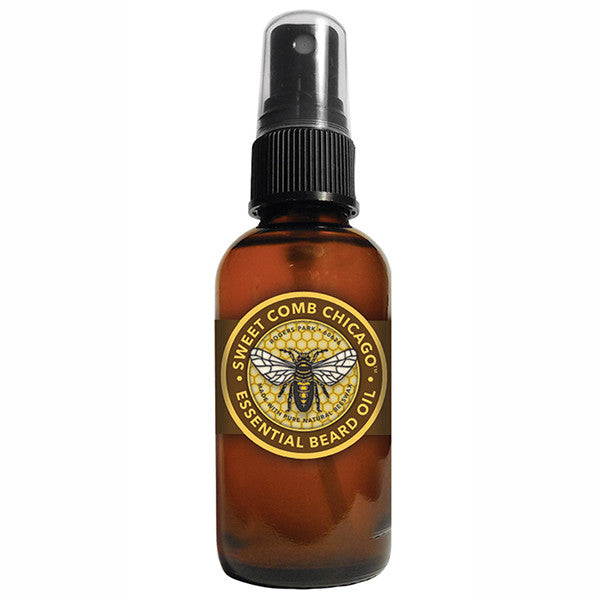 Sweet Comb Chicago Beard Oil