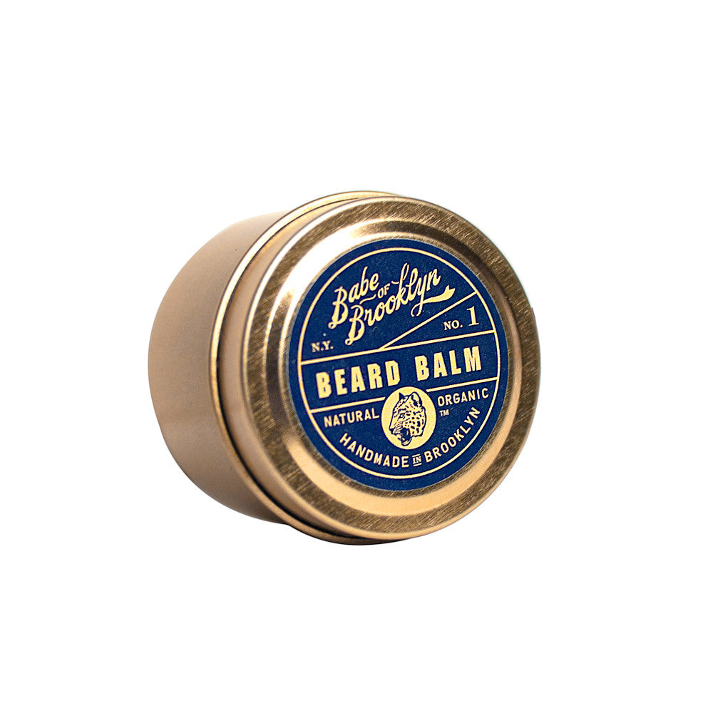 B.A.B.E. of Brooklyn Beard Balm No. 1