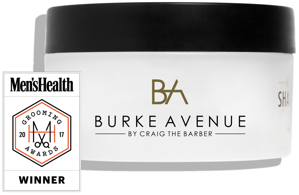 Burke Avenue Shaving Cream