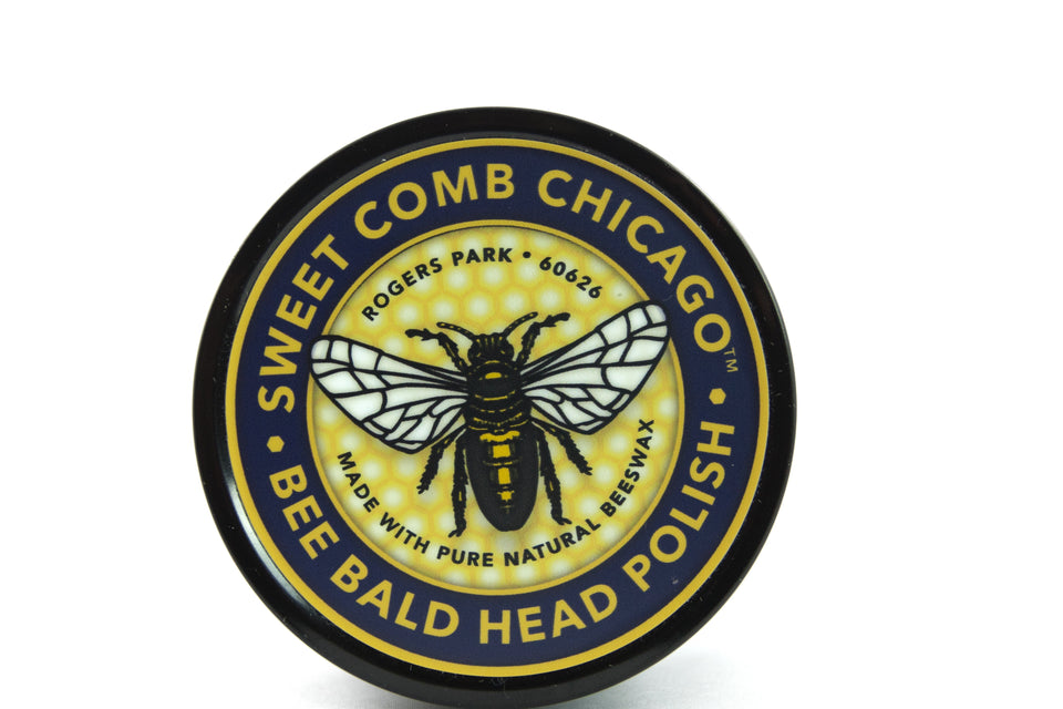 Sweet Comb Chicago Head Polish