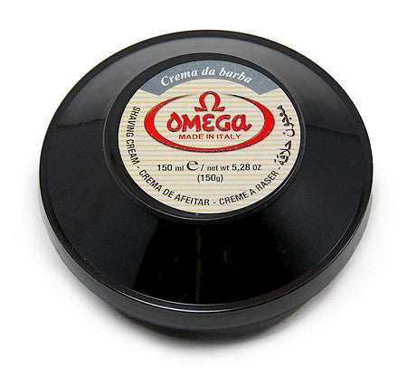Omega Shaving Cream - Eucalyptus (Bowl)