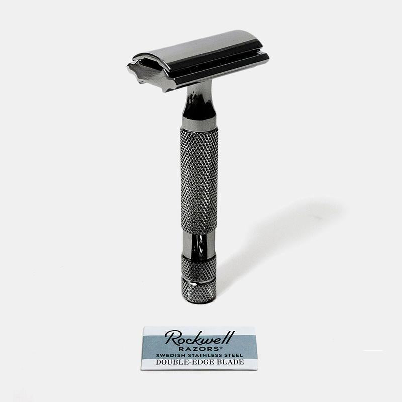 Rockwell Razors 2C - Gunmetal Chrome