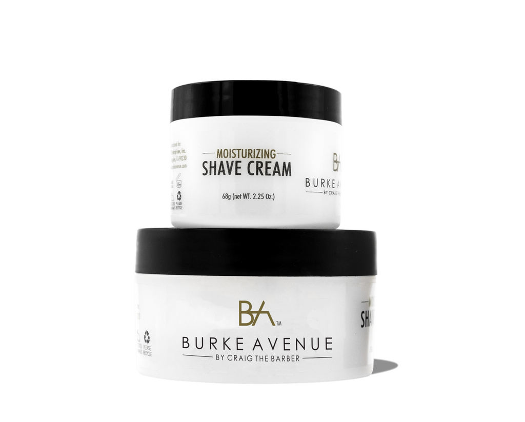 Burke Avenue Shaving Cream - Travel Size