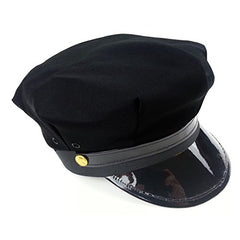 Funny Party Hats Chauffeur Hat - Limo Driver Hat - Police Hat - Costume Hats