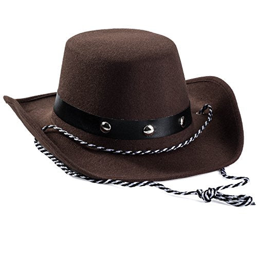 d874d355 Baby Sized Cowboy Hat   Funny Party Hats