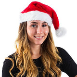 Christmas Hats - Santa Hat, Elf Hat, Coil Santa Hat Funny Party Hats