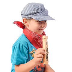 Little Engineer Hat, Bandana, & Whistle Set by Funny Party Hats