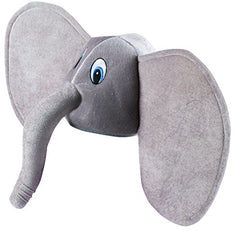 Funny Party Hats Elephant Hat - Elephant Trunk Hat - Elephant Costume - Animal Costume Hats