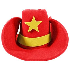 Huge Funny Cowboy Hats Crazy Super Size Cowgirl Hat Funny Party Hats