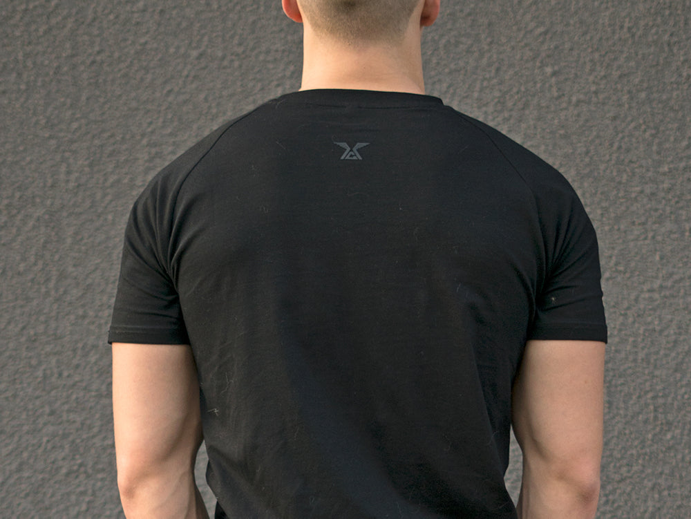 CORE-FIT™ V2 Flex Top - BLACK