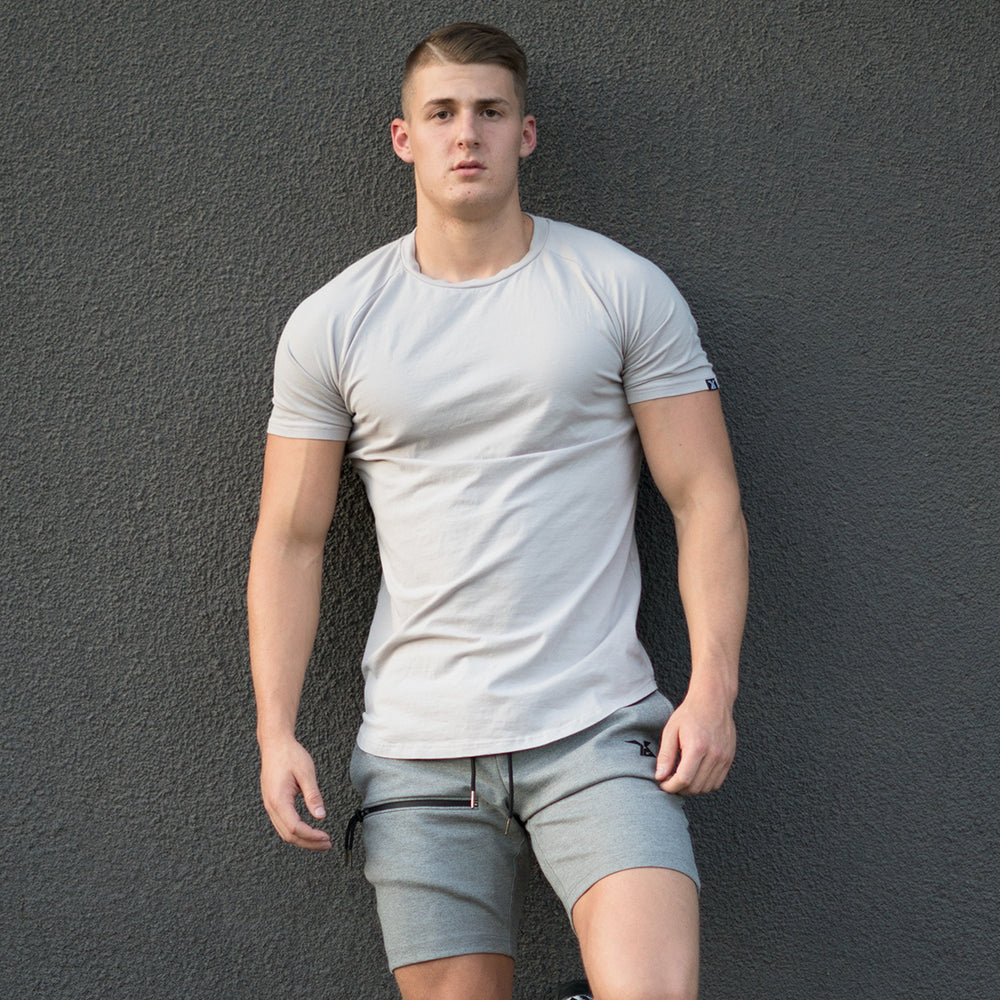 CORE-FIT™ V2 Flex Top - STONE GRAY