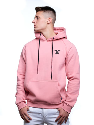 CORE-FIT™ UniSex Hoodies - Dusty Rose