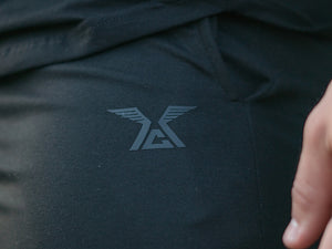 CORE-FIT™ V2 Flex Shorts - BLACK