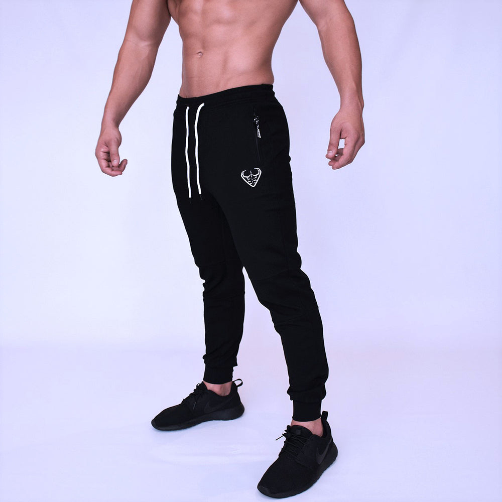 CORE-FIT™ Signature Tech Stretch Cuffed Joggers - JET