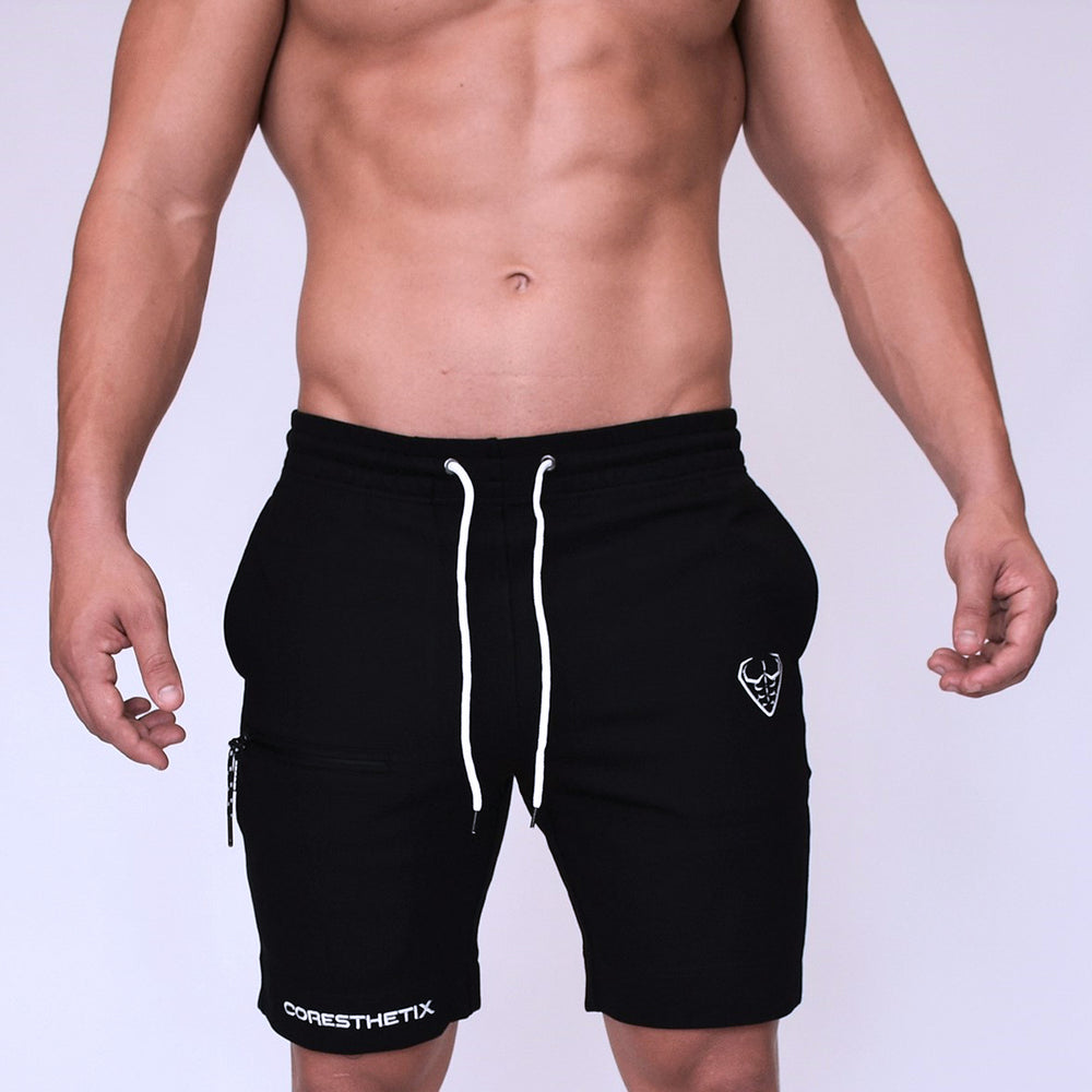 CORE-FIT™ Signature Tech Stretch Short - JET