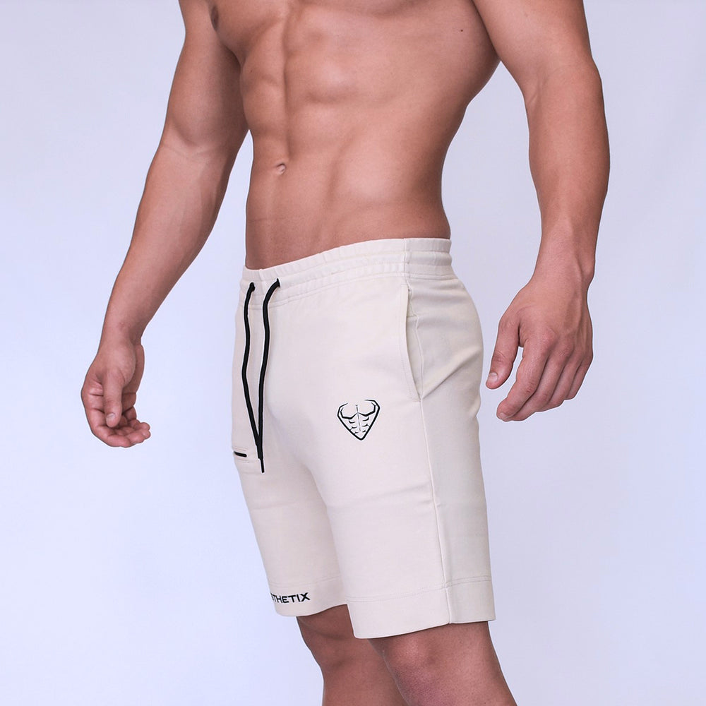CORE-FIT™ Signature Tech Stretch Short - SAND