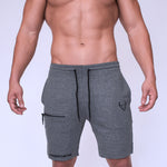 CORE-FIT™ Signature Tech Stretch Short - DARK GRAY