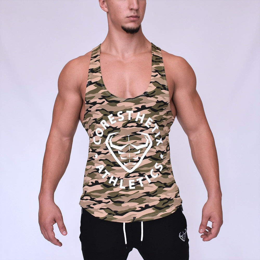 CORE-FIT™ Scooped Bottom Stringer - CAMO