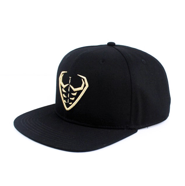 Snap Back - Limited Edition - Gold/Black