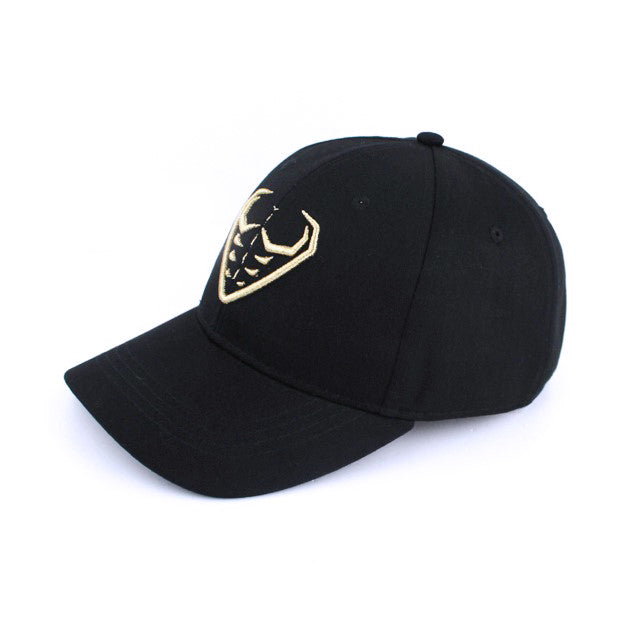 Dad Hat - Limited Edition - Gold/Black
