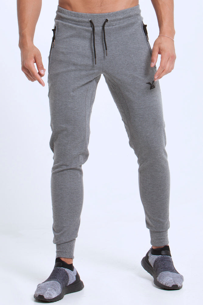 Basics: Joggers - DUSTY GRAY